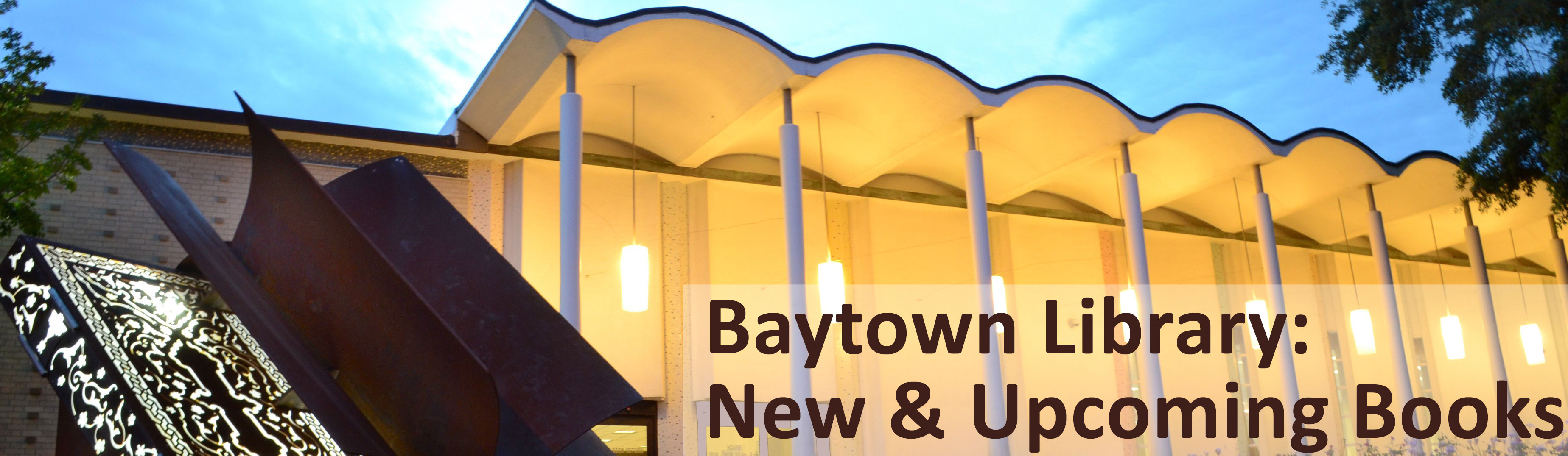 Baytown Library