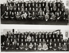 Research and technical staff of Humble Oil, circa 1940